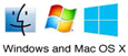 Windows Mac OS X and Linux Fonts